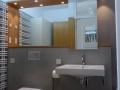 Bad Spiegelschrank geschlossen