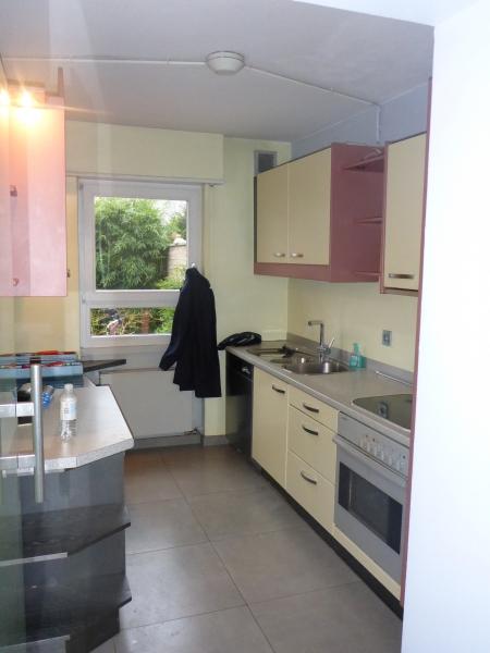 Küche klein und alt