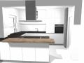 Ausführungsplanung Küche